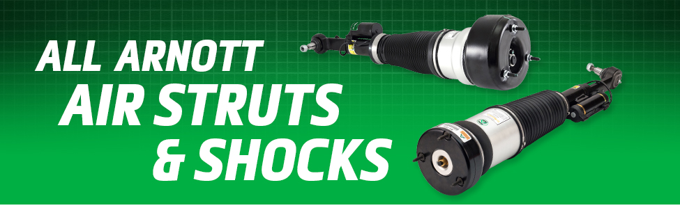 Arnott Air Suspension Products for All Air Struts & Shocks