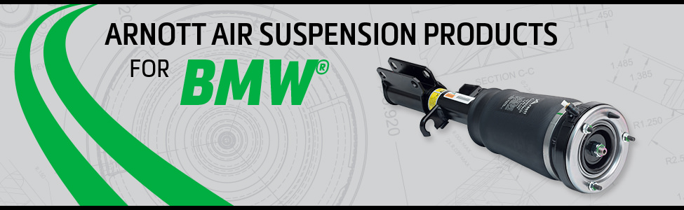 Arnott Air Suspension Products for BMW