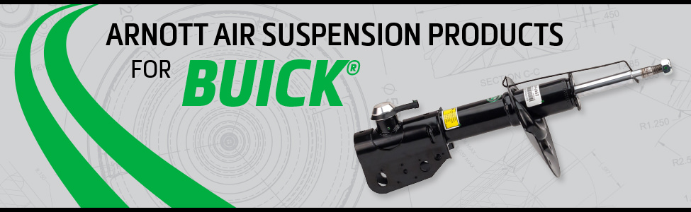 Arnott Air Suspension Products for Buick