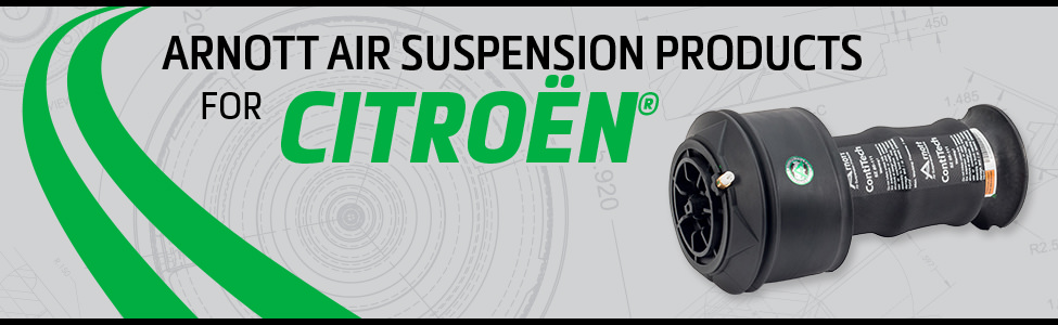 Arnott Air Suspension Products for Citroën