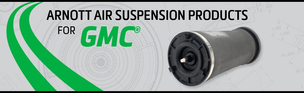 Arnott Air Suspension Products for GMC