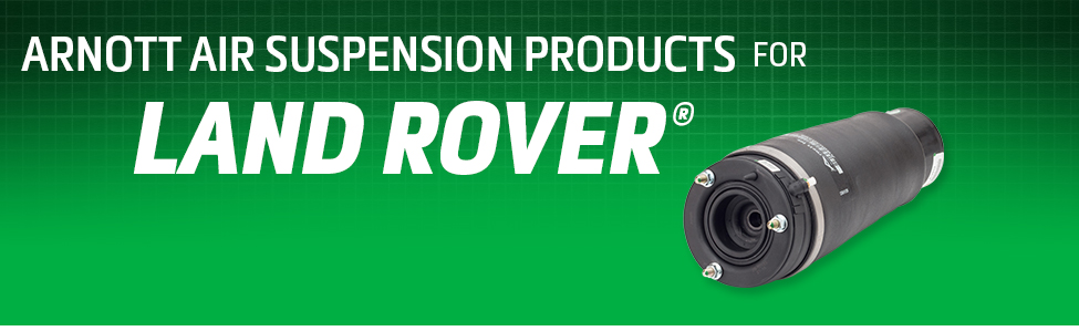 Air Suspension for Land Rover | Arnott