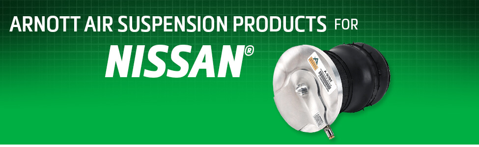 Arnott Air Suspension Products for Nissan