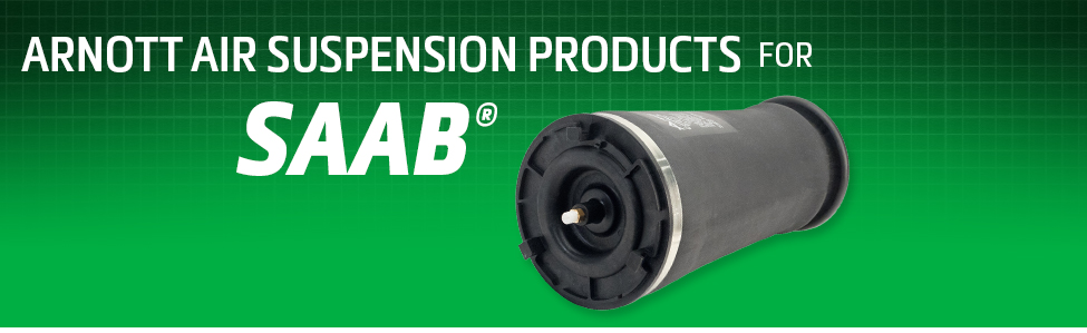 Arnott Air Suspension Products for Saab