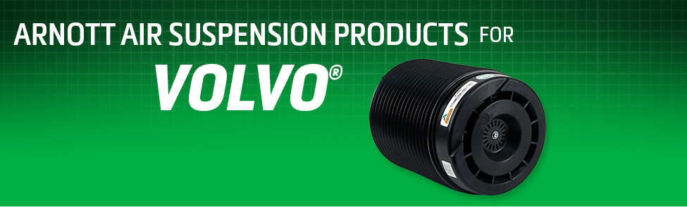 Arnott Air Suspension Products for Volvo