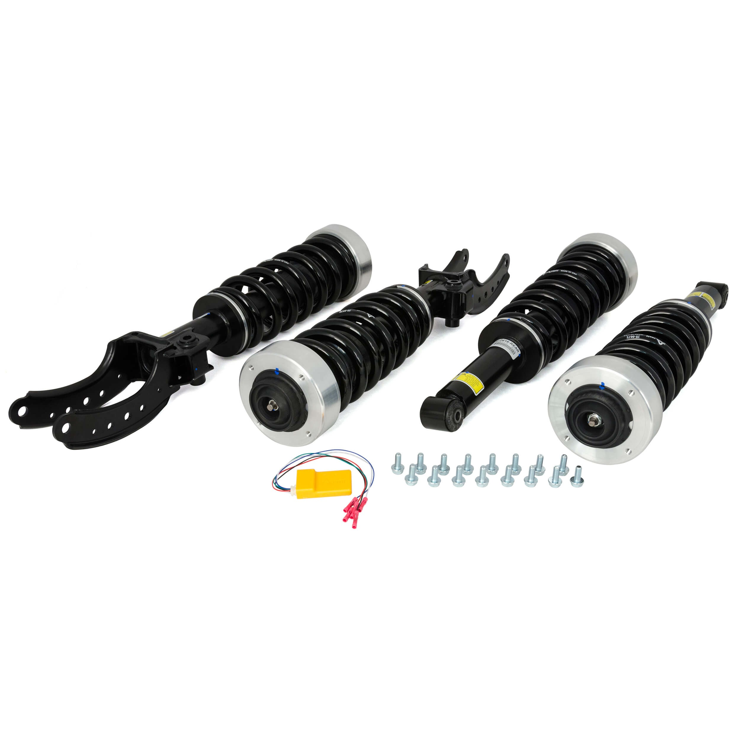 Arnott New Coil Spring Conversion Kit (Front and Rear) - 03