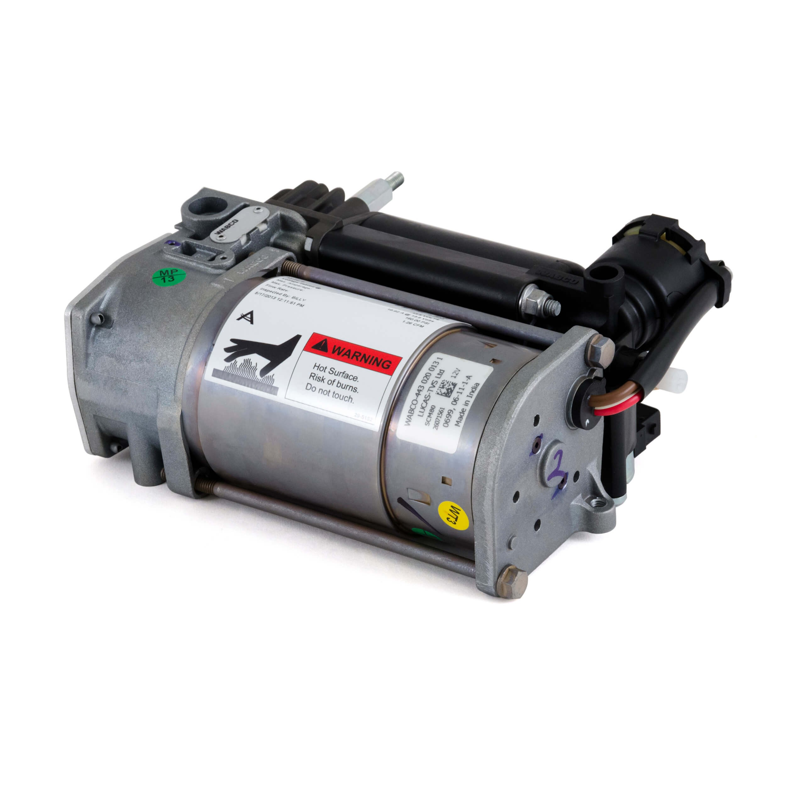 WABCO OES Air Suspension Compressor - 00-06 BMW X5 (E53)/ 99-03 BMW