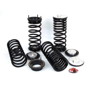 Arnott New Coil Spring Conversion Kit - 95-02 Land Rover Range Rover (P38A)