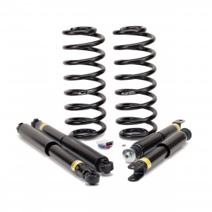 Arnott Value New Coil Conversion Kit w/EBM - 00-06 Chevy Avalanche/ Suburban/ Cadillac Escalade EXT/ EXV/ GM Yukon XL (GMT 830) LWB