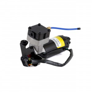 Arnott New Air Suspension Compressor - 95-02 Land Rover Range Rover (P38A)