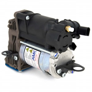 AMK OES Air Suspension Compressor - 06-13 Mercedes-Benz R-Class (W251) - w/AIRMATIC, w/o ADS, w/Rear Leveling