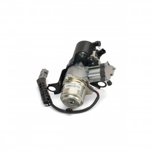 Arnott New OES Air Suspension Compressor - 07-17 Lexus LS 460 (USF40/41; USF45/46) & 08-16 LS 600h L (UVF45/46) - SWB/LWB, RWD/AWD