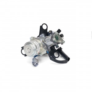 OES Air Suspension Compressor - 08-18 Toyota Sequoia