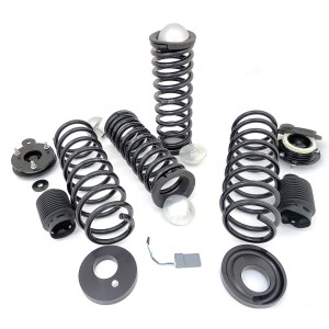 Arnott New Coil Spring Conversion Kit w/EBM - 03-05 Land Rover Range Rover (L322)