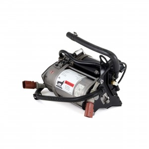 WABCO OES Air Suspension Compressor - 04-10 Audi A8 Quattro (D3) w/Diesel & W12 Gas Engines