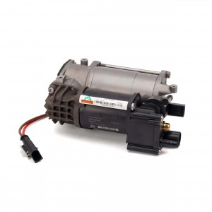 WABCO OES Air Suspension Compressor - 11-17 BMW 5 Series GT (F07)/ Wagon (F11)/ 09-15 7 Series (F01/F02/F04) Incl Hybrids