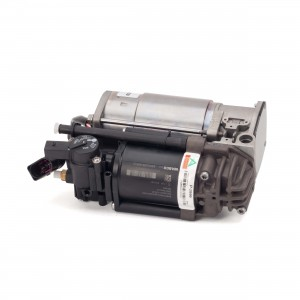 WABCO OES Air Suspension Compressor - 11-17 Audi A8 Quattro/ 13-18 Audi S8 Quattro (D4)