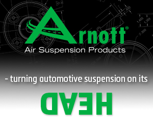 Arnott Air Suspension Products - Turning Automotive Suspension on Its Head