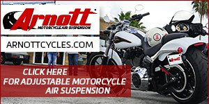Arnott Motorcycle Air Suspension: ArnottCycles.com