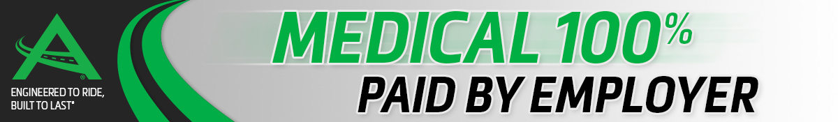 Medical 100% Paid by Employer
