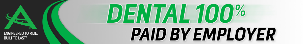 Dental 100% Paid by Employer