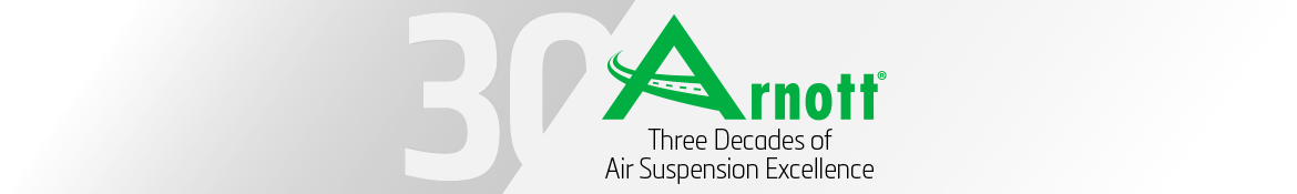 Arnott: Three Decades of Air Suspension Excellence