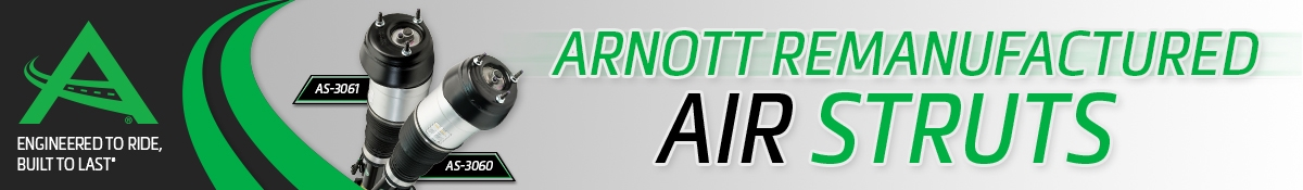 Arnott Remanufactured Air Struts